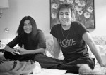 Photo_John Lennon et Yoko Ono (c) Bob Gruen www.bobgruen.com