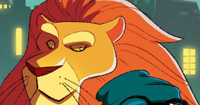 Un lion à l'école des gars, T.2